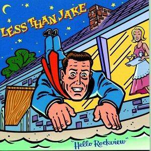"Cover - Less Than Jake: ""Hello Rockview"""