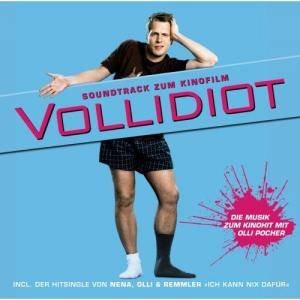 Vollidiot - Soundtrack Zum Kinofilm - Cover