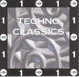 Techno Classics Vol. 1 - Cover