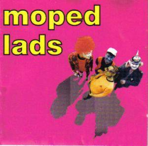 Cover - Möped Lads: Rock 'n' Roll Girl