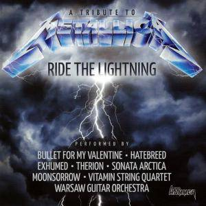 Metallica - A Tribute To Ride The Lightning (CD) - Bild 1