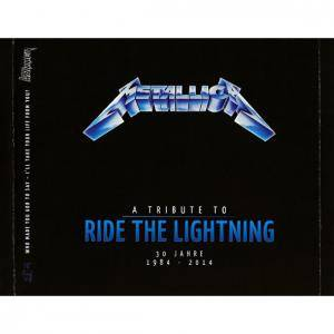 Metallica - A Tribute To Ride The Lightning (CD) - Bild 3
