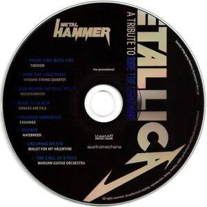 Metallica - A Tribute To Ride The Lightning (CD) - Bild 5