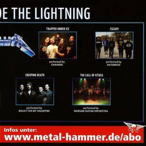 Metallica - A Tribute To Ride The Lightning (CD) - Bild 7