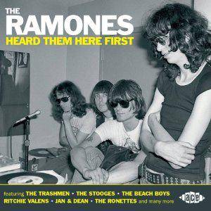 Ramones Heard Them Here First, The - Cover