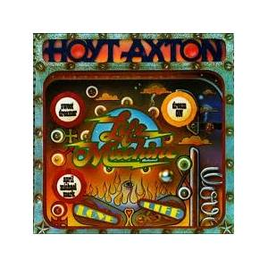 Cover - Hoyt Axton: Life Machine