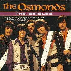 Cover - Osmonds, The: Osmonds - The Singles, The