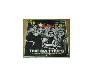 Cover - Rattles, The: Star Club Tapes, The
