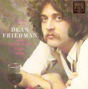 Cover - Dean Friedman: Very Best Of Dean Friedman, The