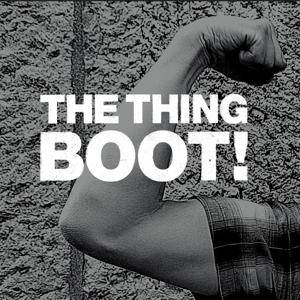 Cover - Thing, The: Boot!