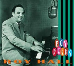 Cover - Roy Hall: Roy Rocks