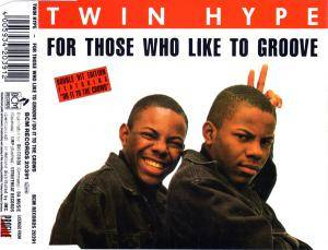 Cover - Twin Hype: For Those Who Like To Groove