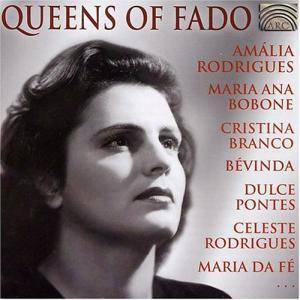 Queens Of Fado - Cover