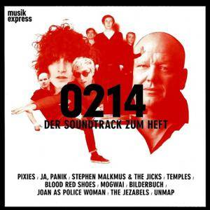 Musikexpress 205 - 0214 » Der Soundtrack Zum Heft - Cover