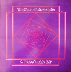 Rose Of Avalanche, The: Peace Inside E.P., A - Cover