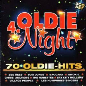 4. Oldie Night - Cover