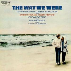 Cover - Marvin Hamlisch: Way We Were (Original Soundtrack Recording), The