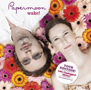 Cover - Papermoon: Wake