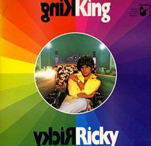 Cover - Ricky Shayne: King Ricky