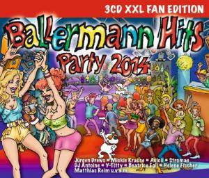 Cover - R.I.O.: Ballermann Hits Party 2014