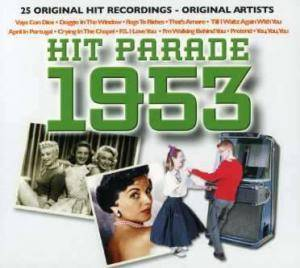 Hit Parade 1953 - Cover