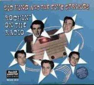 Cover - Sid King & The Five Strings: Rockin' On The Radio