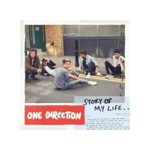 Cover - One Direction: Story Of My Life