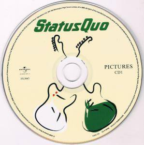 Status Quo: Pictures - 40 Years Of Hits (2-CD) - Bild 8