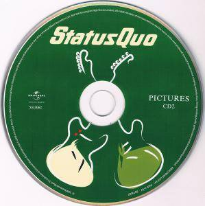 Status Quo: Pictures - 40 Years Of Hits (2-CD) - Bild 9