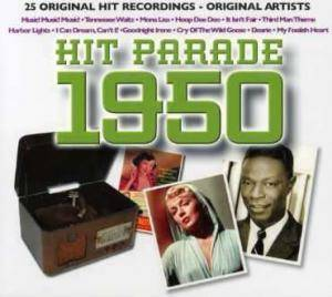 Cover - Tony Martin & Fran Warren: Hit Parade 1950