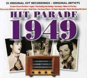 Cover - Dinah Shore & Buddy Clark: Hit Parade 1949