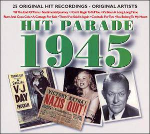 Cover - Helen Forrest & Dick Haymes: Hit Parade 1945