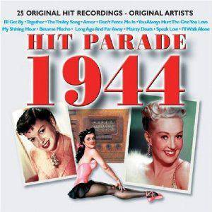 Cover - Helen Forrest & Dick Haymes: Hit Parade 1944