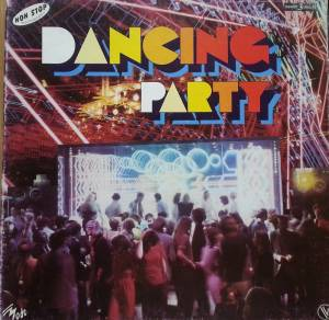 Cover - Denroy Morgan: Dancing Party