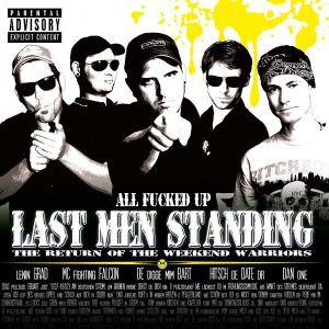 All Fucked Up: Last Men Standing - Cover