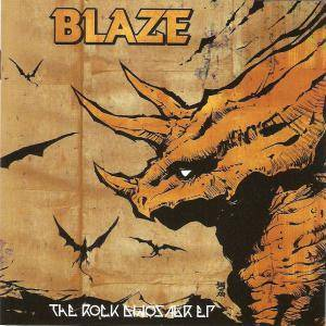 Blaze: Rock Dinosaur EP, The - Cover