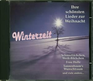 winterzeit ihre sch nsten lieder zur weihnacht cd 1993. Black Bedroom Furniture Sets. Home Design Ideas