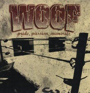 Woof: Pride, Passion, Memories / No Retreat - Cover