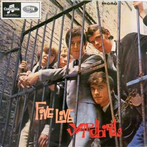 The Yardbirds: Five Live Yardbirds (LP) - Bild 1