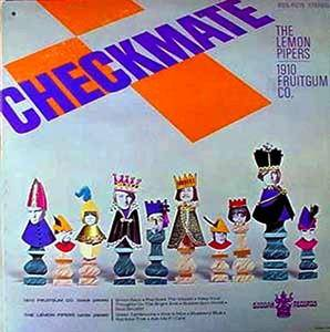 Cover - Lemon Pipers, The: Checkmate
