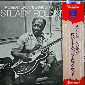Cover - Robert Lockwood Jr.: Steady Rollin' Man