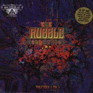 Cover - Mirror, The: Rubble Collection Volumes 1-5, The