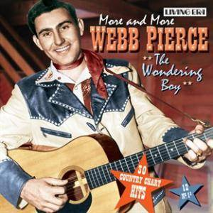 Cover - Webb Pierce: More And More
