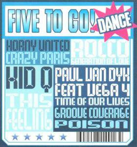 Cover - Paul van Dyk Feat. Vega4: Five To Go! - Dance