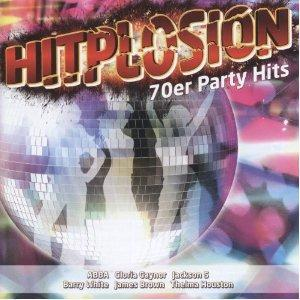 Hitplosion - 70er Party Hits - Cover