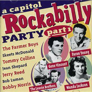 Cover - Rose Maddox: Capitol Rockabilly Party Part 1, A
