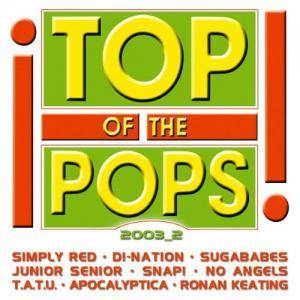 Top Of The Pops 2003_2 - Cover