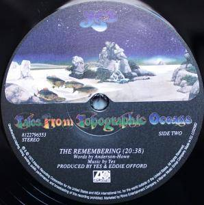Yes: Tales From Topographic Oceans (2-LP) - Bild 5
