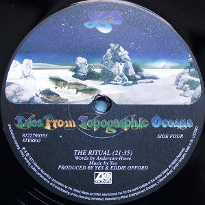 Yes: Tales From Topographic Oceans (2-LP) - Bild 7