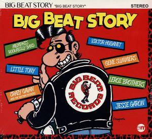 Big Beat Story - Cover
